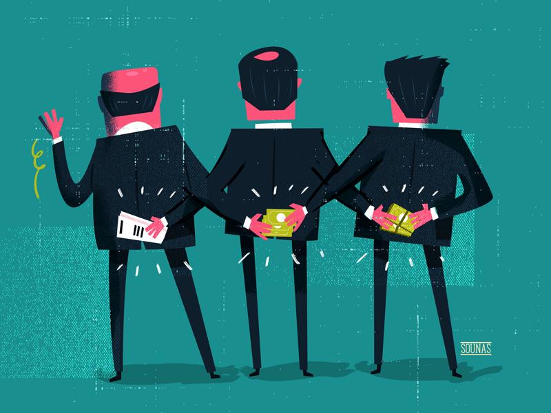 Pola Korupsi Pemerintah Daerah dan Pimpinan Transformasional